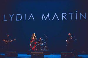 Lydia Martín en la gala #Ellasartistas